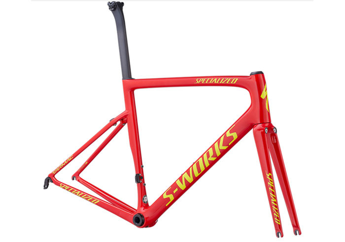 Specialized S-Works Tarmac Frameset 2019