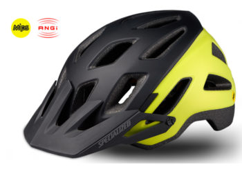 Casco Specialized Ambush Comp with ANGi 2019
