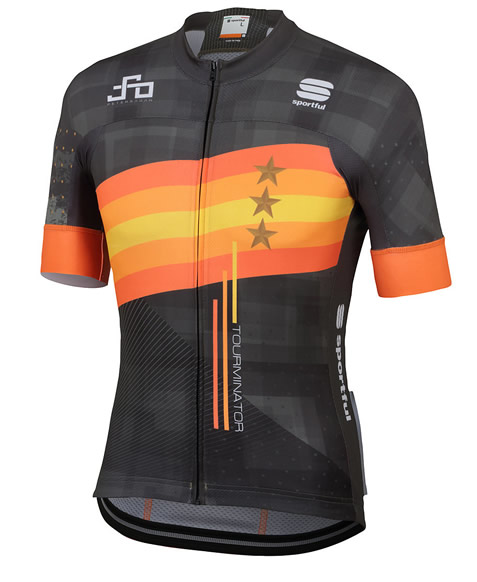 Maillot Sagan Stars Team 2019