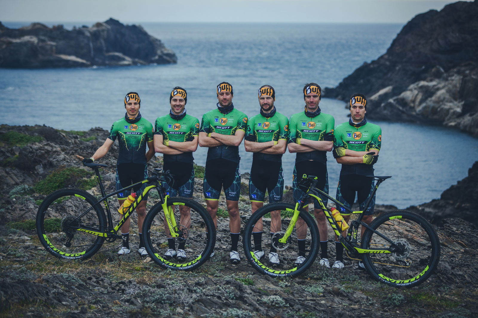 BUFF® SCOTT MTB Team