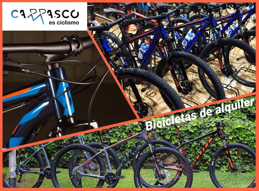 Alquiler de bicicletas Toledo
