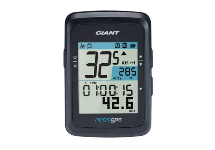 Ciclocomputador Giant Neos GPS
