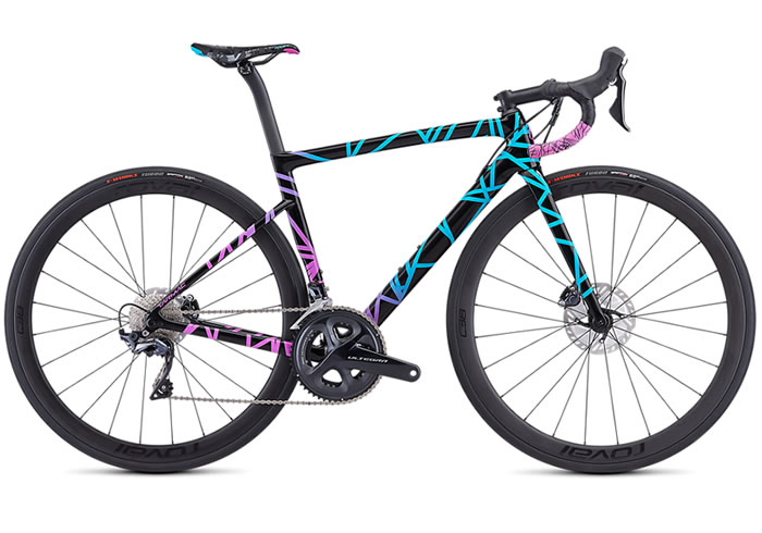 Bicicleta carretera mujer Specialized Tarmac Disc Expert - Mixtape LTD