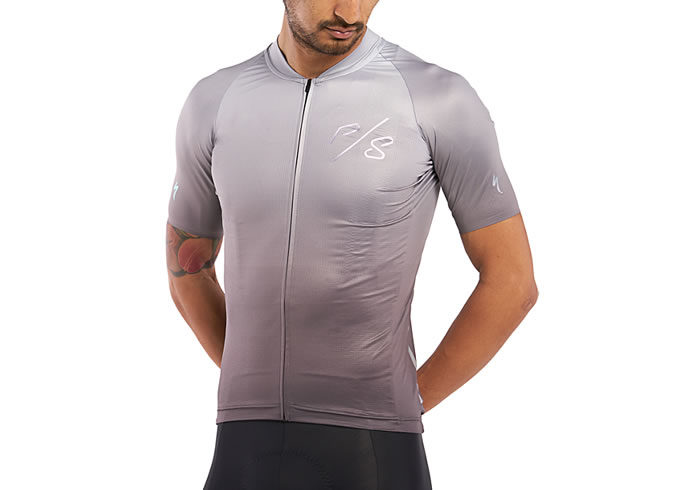 Maillot Sagan Collection 2019 gris
