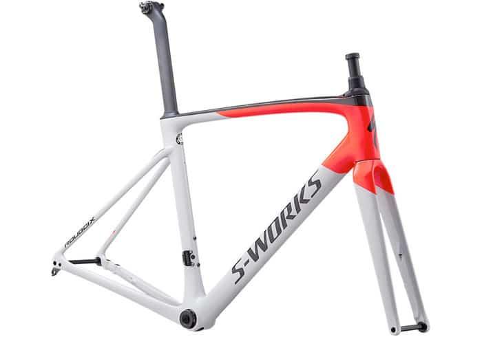 Cuadro Specialized S-Works Roubaix 2020