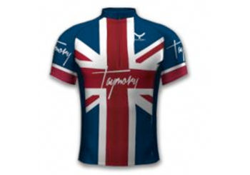 Maillot ciclista Taymory Gran Bretaña