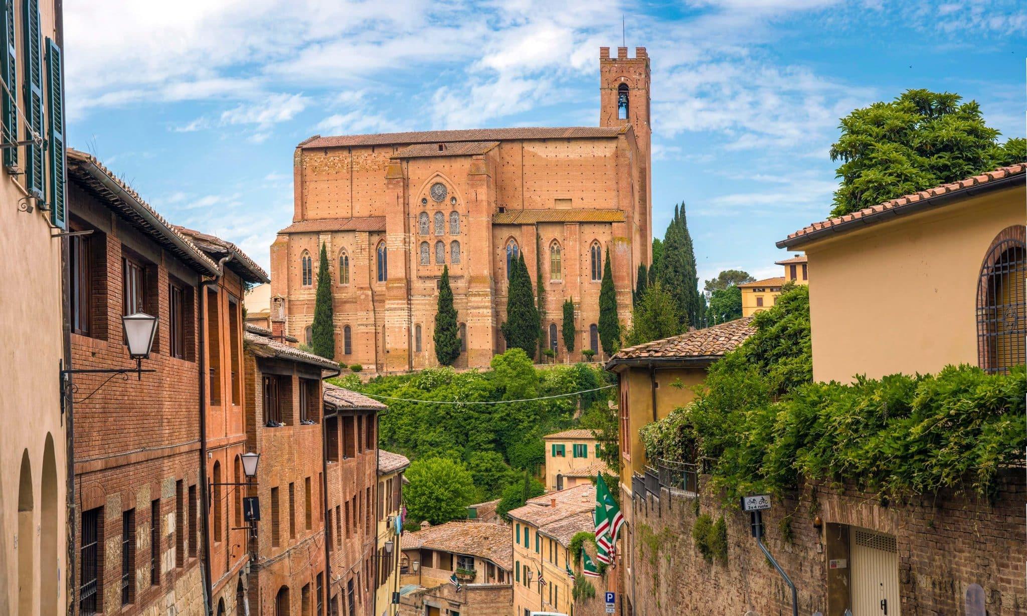 La Toscana en bici