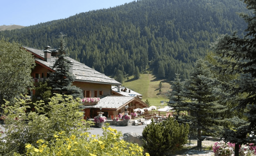 Hotel Paradiso en Italia