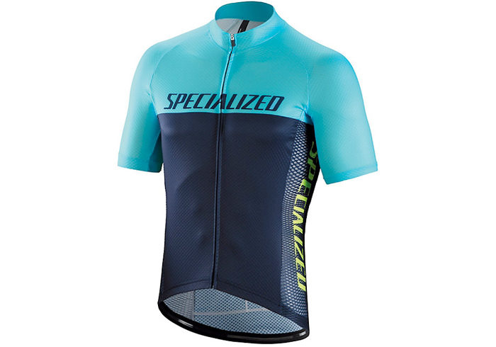 Maillot Specialized RBX Comp Logo Team SS