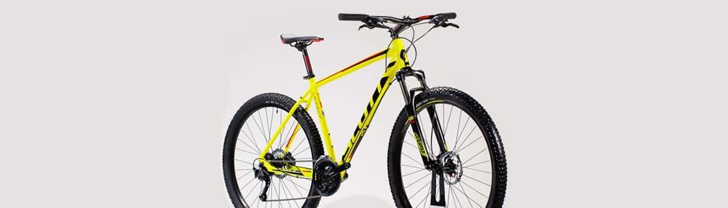 Concurso bicilcleta scott aspect 750
