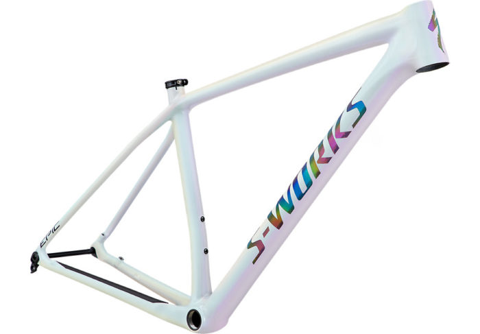 Cuadro Epic S-Works Epic HT 2020 blanco