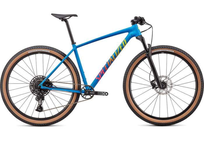 Specialized Chisel Comp 2020 azul