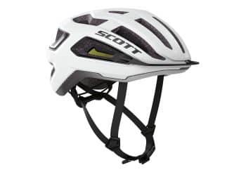 Casco Scott Arx Plus 2020 Blanco-Negro