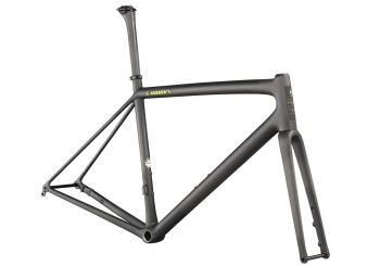 Cuadro Specialized Aethos gris